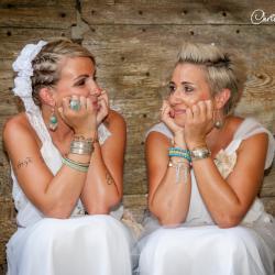 2 jolies mariées