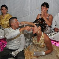 Mariage.Cérémonie du hénné