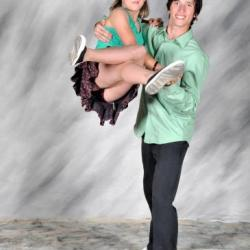 Shooting danseurs